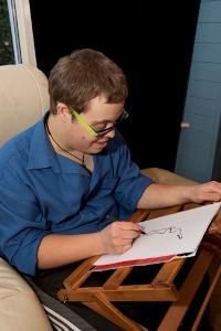 Lester Magoogan drawing