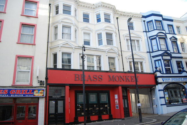 The Brass Monkey, Hastings