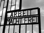 Work makes free: Auschwitz 1945