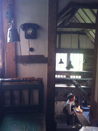 Interior of the History House in All Saints Street