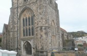 St clement's Church, Old Town, Hastings