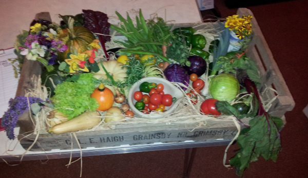 Moveable Feast harvest