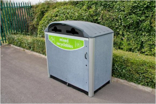 Artist's impression of new OSCAR bin housing