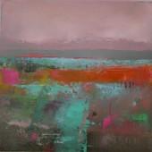 Fishtank, oil on canvas