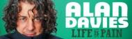 Alan Davies Life Is Pain tour