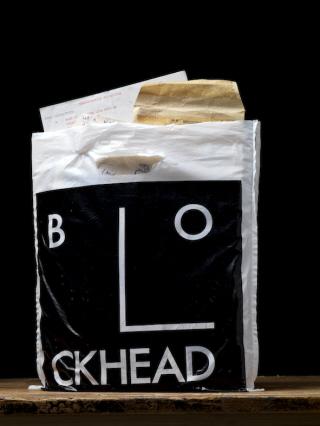 Blockhead Bag