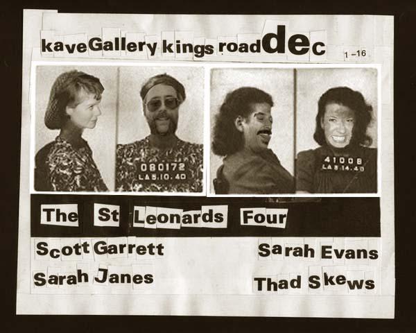 The St Leonards Four