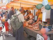 Market Stall in Kings Road, St Leonards Festival 2006