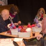Rye Guerilla Knitters