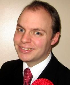 Councillor Michael Wincott
