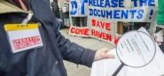 DfT Protest