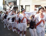 Hastings' Mad Jack Morris Dancers