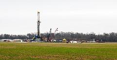 Fracking machinery