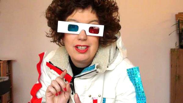 Lorraine Bowen in 3D