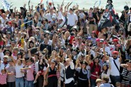 5/8/11- Pirate Day, Hastings seafront.