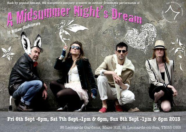 Gender roles in a midsummer night s dream