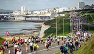 Brighton marathon (photo: http://www.brightonmarathon.co.uk/)