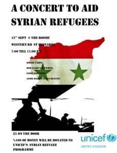Syrian Refugee Gig