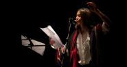 Poet and translator, Cristina Viti