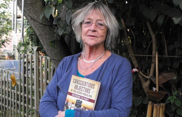 Ann Kramer and her book Conscientious Objectors Of The Second World War