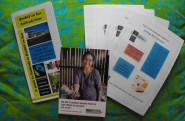 Fairtrade leaflets