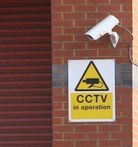 CCTV Image from Freepik