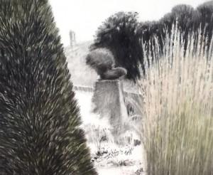 Great Dixter topiary © Anny Evason