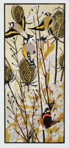 Greenfinches © Robert Greenhalf