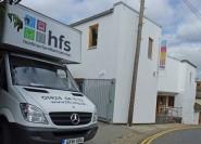 HFS' headquarters in Dorset Place.