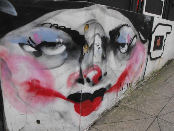 Lister graffiti