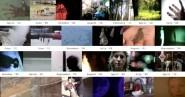 Stills fron Rebecca E Marshalls film, A Hundred Parts, A Hundred Faces