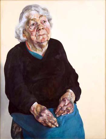 Maggi Hambling: Frances Rose