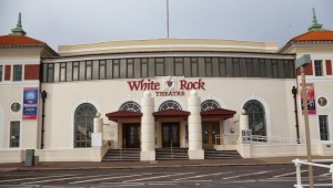 White Rock Theatre - venue for the Hastings Music Festival photo: Antony Mair
