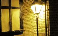 Old town street light © Copyright Oast House (Creative Commons Licence)