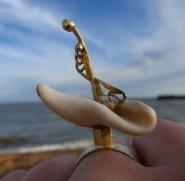 Ring by Kristina Ploom.