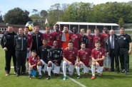 Hastings United Football Club - one happy family