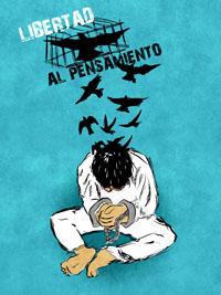 Libertad Al Pensamiento by Irwin Borjas