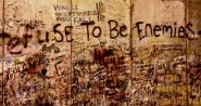 refuse to be enemies