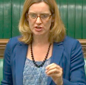 Amber Rudd, MP for Hastings and Rye