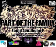 Part of the Family flyer