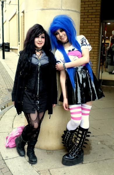 Sally and Marina