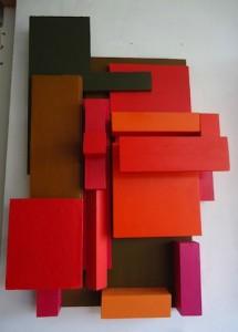 PinkOrange Formation, wood assemblage 2012