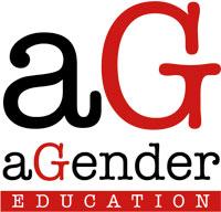 aGender logo
