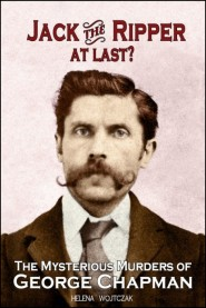 Jack the Ripper at last? book cover
