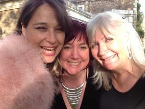 Krysia Mansfield, Lucy Mulgan, Lesley Anne Sammons