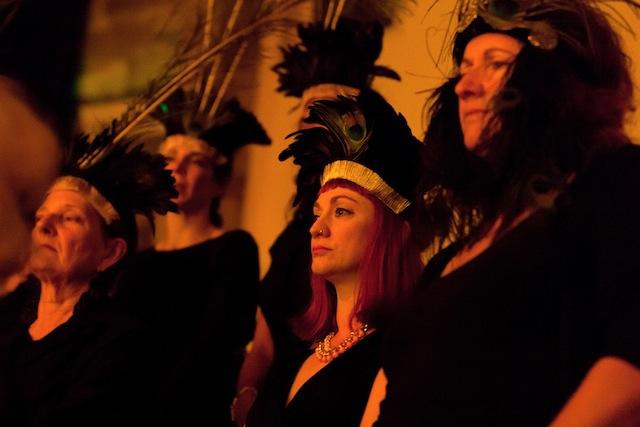 Claire Hammill Choir© Alexander Brattell
