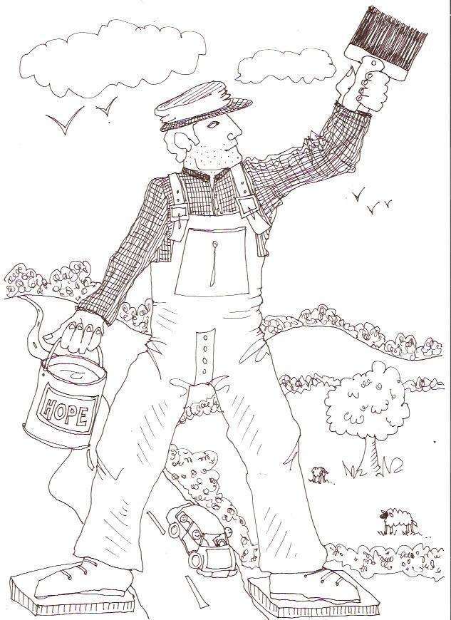 Cartoon by Zelly Restorick