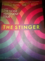 The noise issue was first raised in The Stinger's July/August edition.