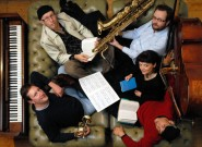 UtterJazz featuring Ruthie Culver, Jonny Gee, Mick Foster, Dan Hewson and Andrea Trillo