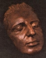 Thought to be Mozart's death mask
